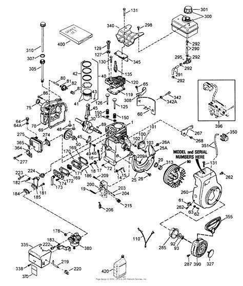 toro   snowthrower  sn   parts diagram  engine tecumseh model