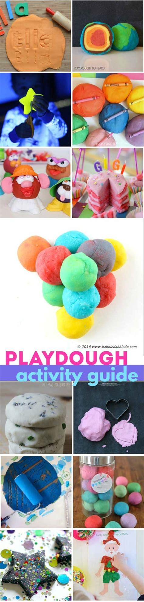how to make playdough playdough activities