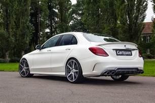 Mercedes Amg Sport Official Carlsson Mercedes C Class Amg Sport Gtspirit