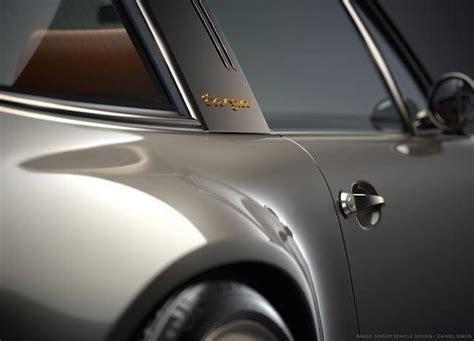 J Leno Singer Porsche by Singer Porsche 911 Targa Teased For Goodwood Debut