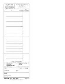 routing form template 2000 form da 1222 fill printable fillable blank