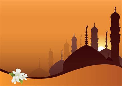 design masjid vector free download ramadan background landscape vector silhouette webbyarts