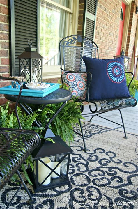 home front decor ideas refresh your home with southern front porch decorating ideas