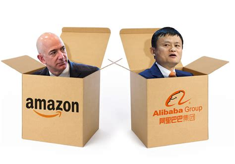 Are we heading for an Amazon Alibaba e commerce showdown?   MarketWatch