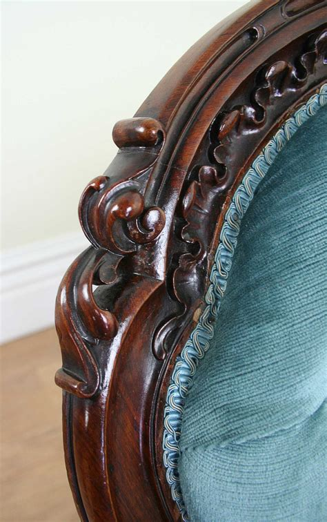 Superb Mahogany Antique Spoon Back Mahogany Spoon Back Chair C 1860 Antiques Atlas