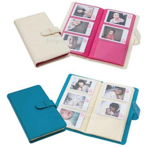 album instax baby box soft leather album for instax mini 120 slots
