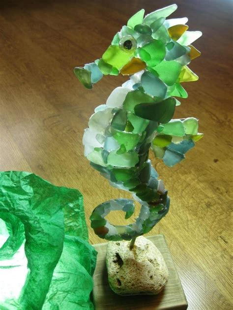How To Make A Seahorse Out Of A Paper Plate - 57 best images about sea shells on fort bragg