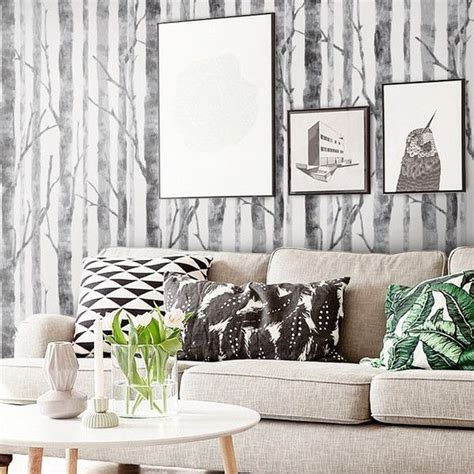 tree design wallpaper living room 25 best ideas about tree wallpaper on forest