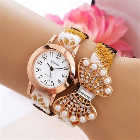 watch girls wholesale knot wrist watch girls latest hand watch buy