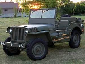 Ford Jeeps 1943 Ford Gpw Jeep Sold Vehicle Web