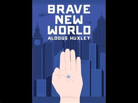 brave new world b0031r5k6s aldous huxley s brave new world book trailer youtube