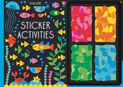 happy hour stickers dover stickers books sticker activities at usborne children s books