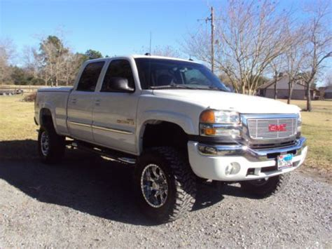 buy   gmc duramax  hd crew cab slt