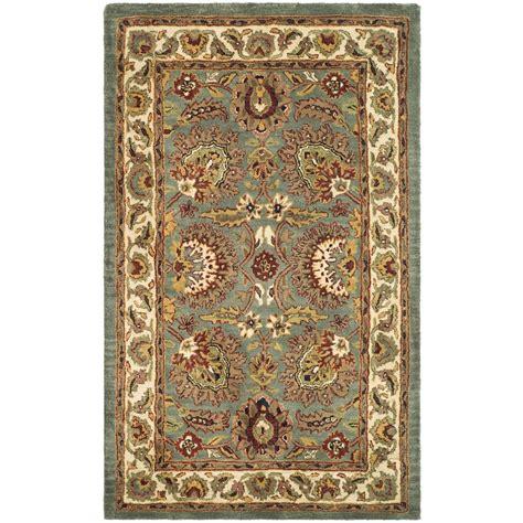 celadon rug safavieh classic celadon ivory 2 ft x 3 ft area rug cl359b 2 the home depot