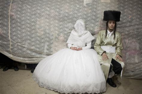 hochzeit judentum 19 stunning pictures of an ultra orthodox wedding