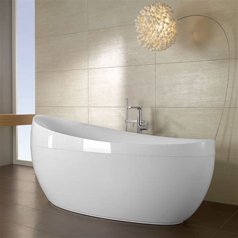 villeroy boch bathtub villeroy boch aveo freestanding oval bath uk bathrooms