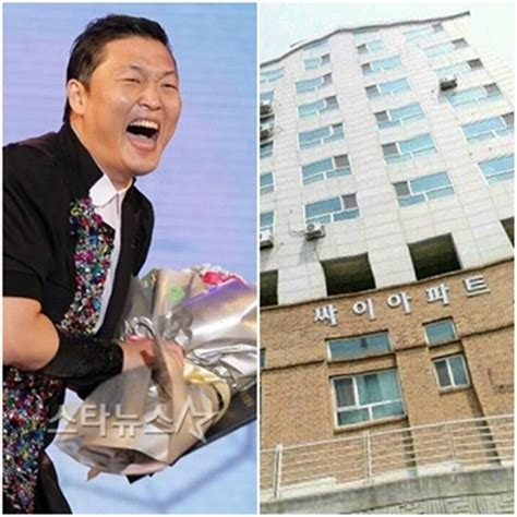 psy house psy reveals his home for the very first time allkpop com