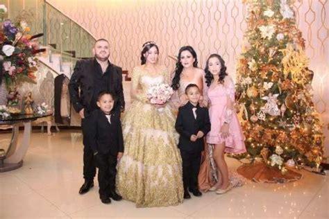 fotos de la familia del komander lujosa fiesta de 15 a 241 os de la hija del komander noventa