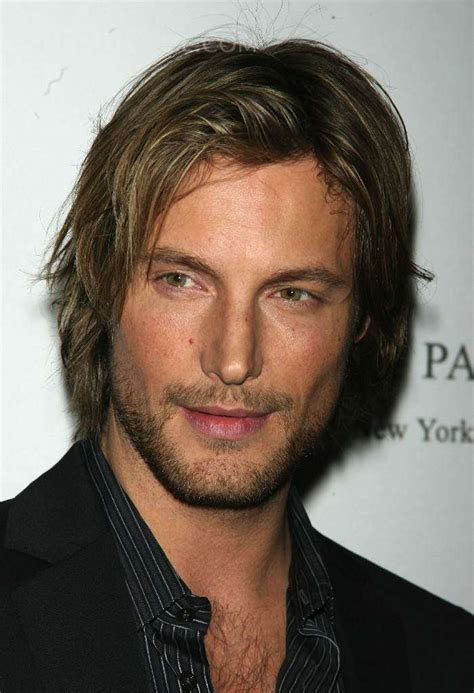 Gabriel Aubry by Gabriel Aubry Hairstyle Makeup Suits Shoes And Perfume