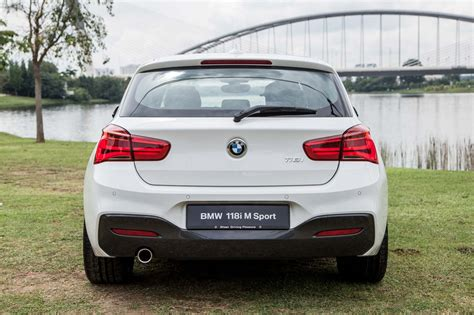 bmw 118ti bmw 118i m sport launched priced at rm188 800 autobuzz my