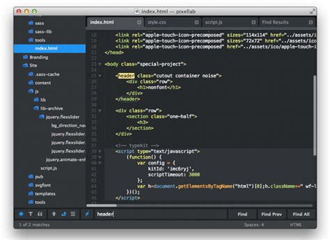 sublime text 3 select theme flatland a simple theme and accompanying color scheme
