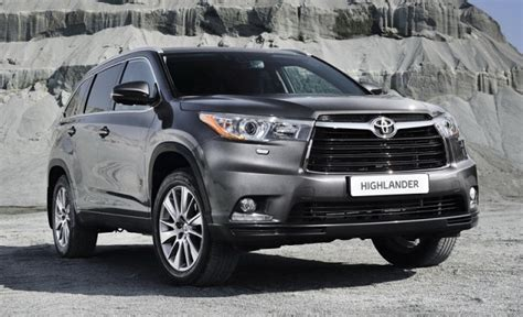 Toyota Suv For Sale Toyota Highlander Crossover Suv For Sale Ruelspot