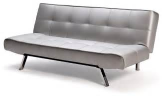 argent sofa bed in silver contemporary futons by made