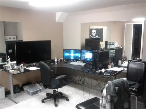 cool room setups cool computer setups and gaming setups computer setups