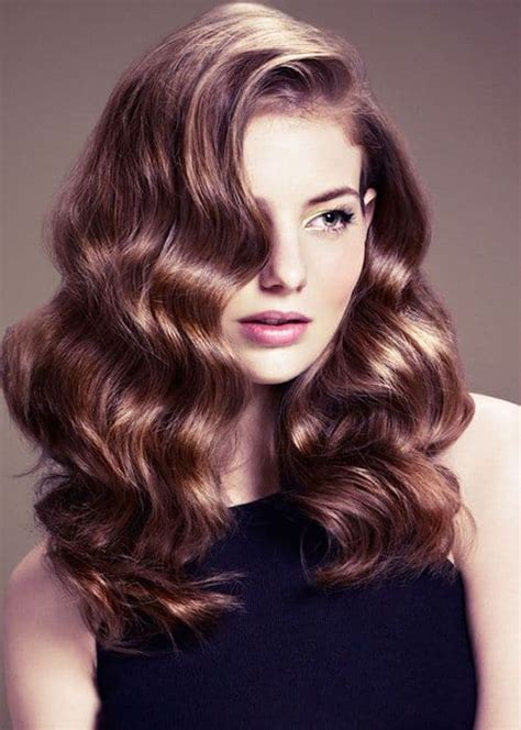 Waves Hairstyles by How To Create A Classic Waves Hair Style