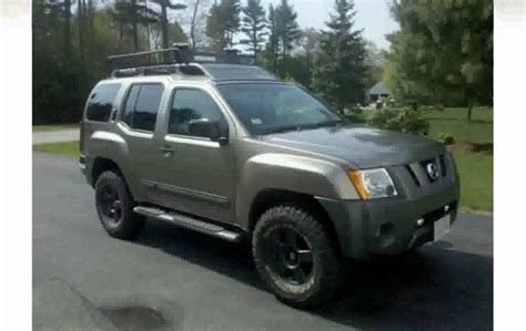 Used 2007 Nissan Xterra 2007 Nissan Xterra Or 4x4 Details And Specification