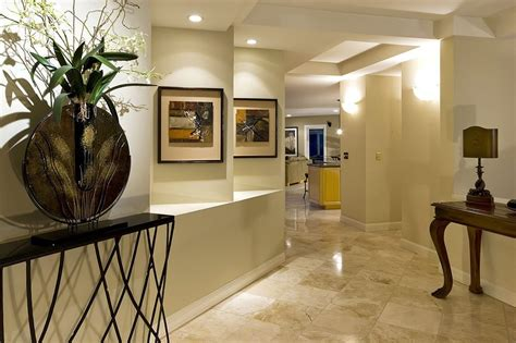 foyer wall designs modern foyer design entry modern with ceiling lighting