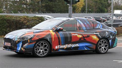 2019 Ford Focus Sedan by 2019 Ford Focus Sedan Price Release Date Specs Design