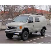 Ford Econoline 150 Camper  Car Interior Design