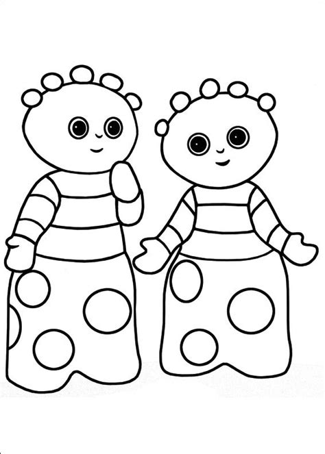 in the night garden coloring pages17 coloring kids