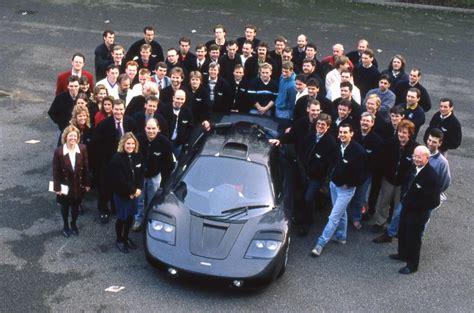 who made mclaren the who made the mclaren f1 autocar