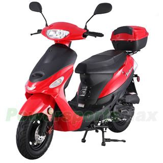 Handgrip Gas Scoot 50cc Gas Moped