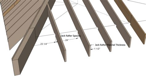 rafter spacing roof framing geometry rafter tools for iphone jack