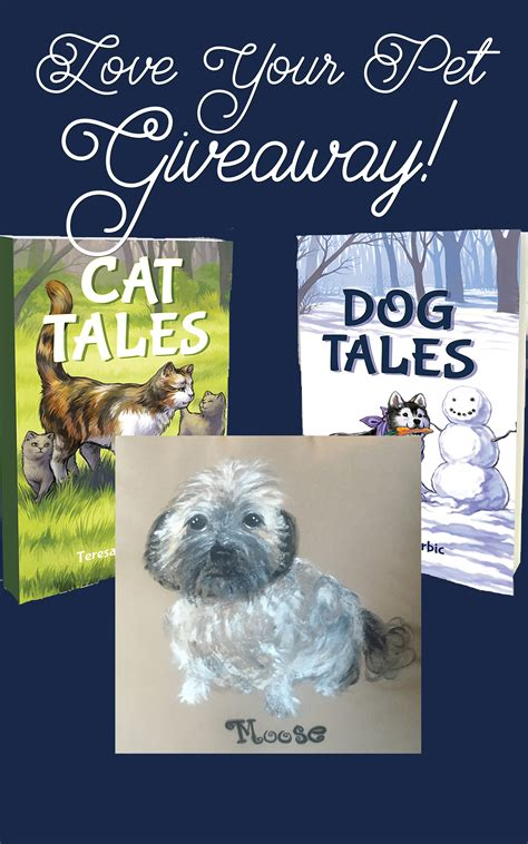 Pet Giveaways - love your pet giveaway