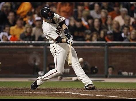 buster posey swing buster posey power not all in the hips experiment