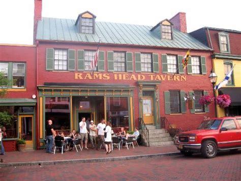 rams tavern annapolis maryland best bars