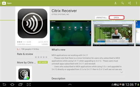 Citrix Receiver Cannot Start App Contact Your Help Desk by How To Setup Cloudbizz On Android 169 Copyright 2014 Net