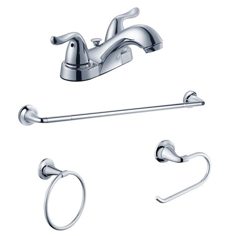 glacier bay bathroom accessories glacier bay constructor 4 in centerset 2 handle bathroom