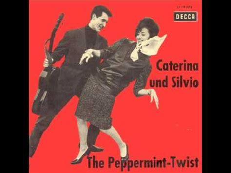 caterina valente one note samba peppermint twist caterina und silvio youtube