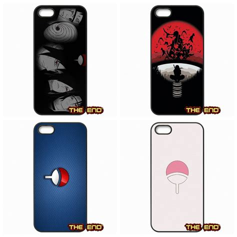naruto themes for samsung galaxy s4 naruto s uchiha clan phone cover case for samsung galaxy