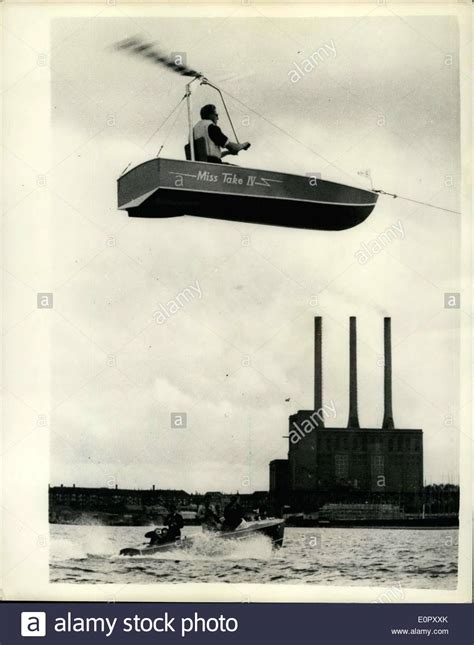 jun 08 1957 the helicopter boat mr bent stig moller - Boat Pictures Helicopter