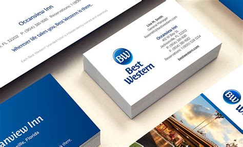 best western card brand new new logo and identity for best western by miresball