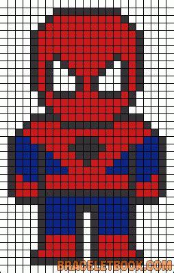 Spindelmannen pärlplatta   Handarbete   Pinterest