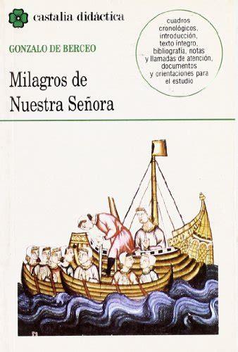 milagros de nuestra senora milagros de nuestra senora 9788470397448 slugbooks