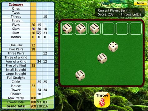 yahtzee full version free download free yahtzee game download windows 7 getbet