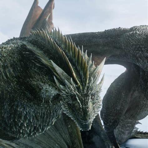 dragon die  game  thrones rhaegal dies